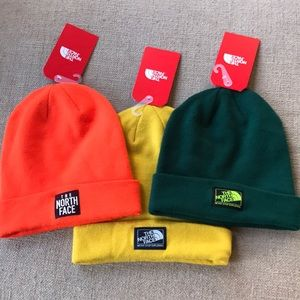North Face Dock Worker Beanie OS Freeride NWT